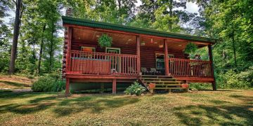 Our Cabins | Pleasant Valley Cabins