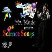 Science Songs for Kids Album