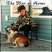 The War at Home Musical Album Cover