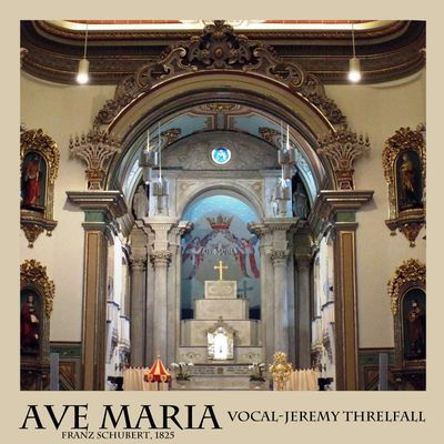 Ave Maria performed by Jeremy Threlfall Album