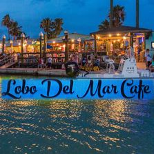 Lobo Del Mar Cafe - South Padre Isalnd Texas