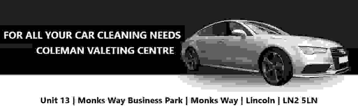 Car washing valeting service Monks Way Lincoln Lincolnshire.