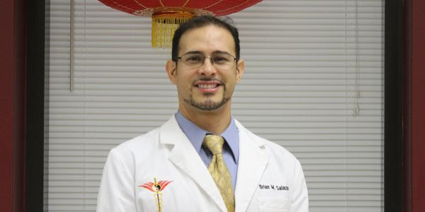 Brian Salazar, LAc, LMT, Founder, Owner, and Clinic Director of the Bronx Wellness Center