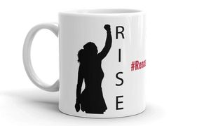 Rena's Army Coffee Mug RISE fans of Serena Williams