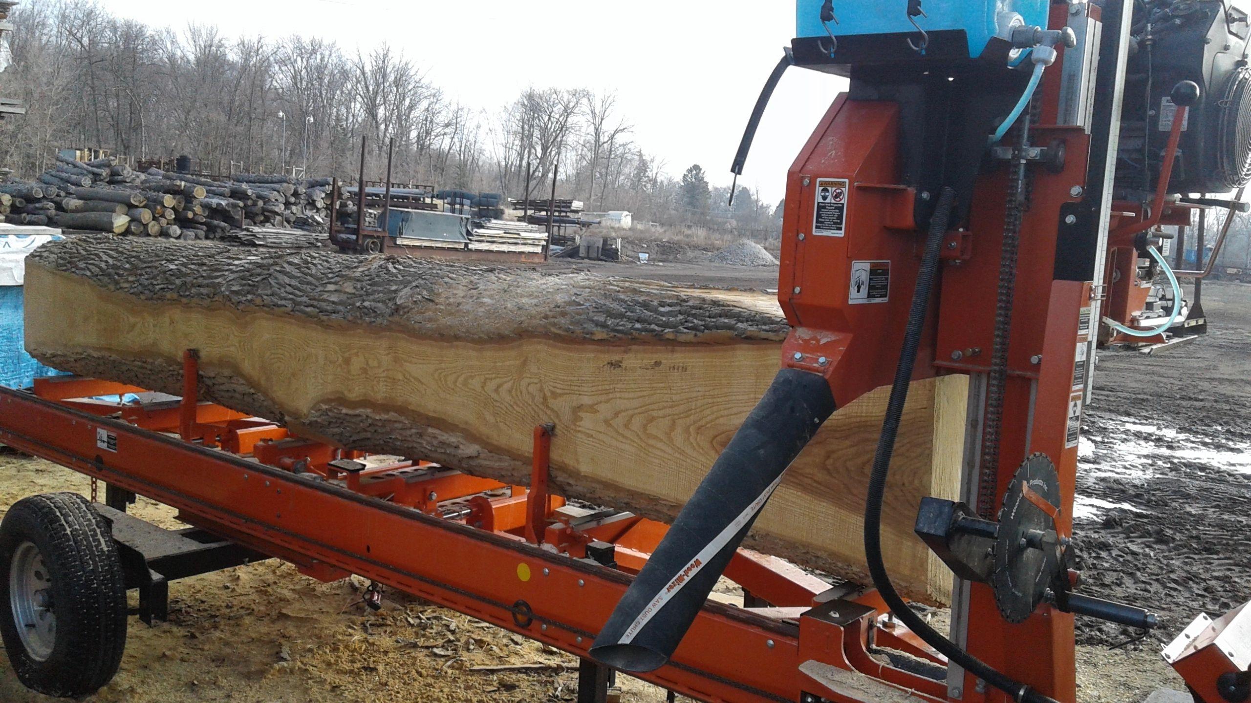 Rough Cut Lumber Madison Wi ~ Kustum kutz portable sawmilling of logs