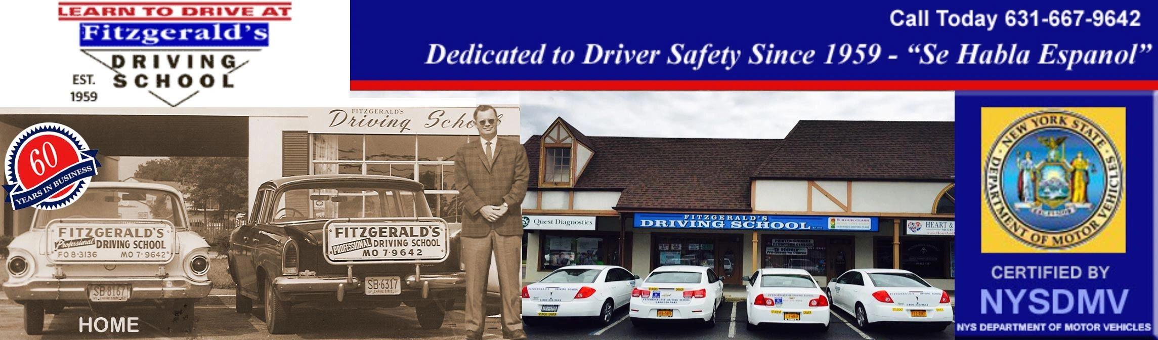 Ferrari Driving School New York >> Fitzgeralds Driving School