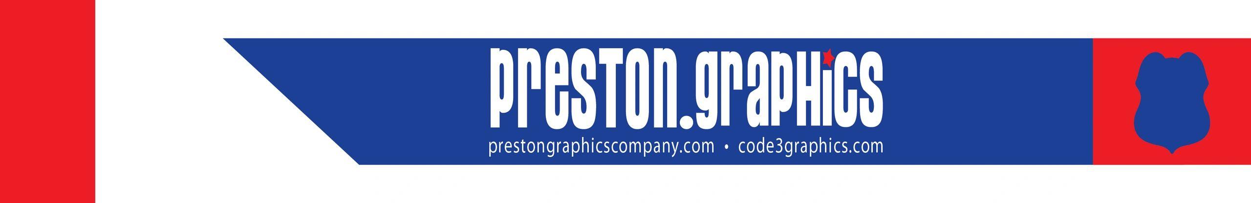 Preston Graphics - Badges, Smith & Warren, Police Badge