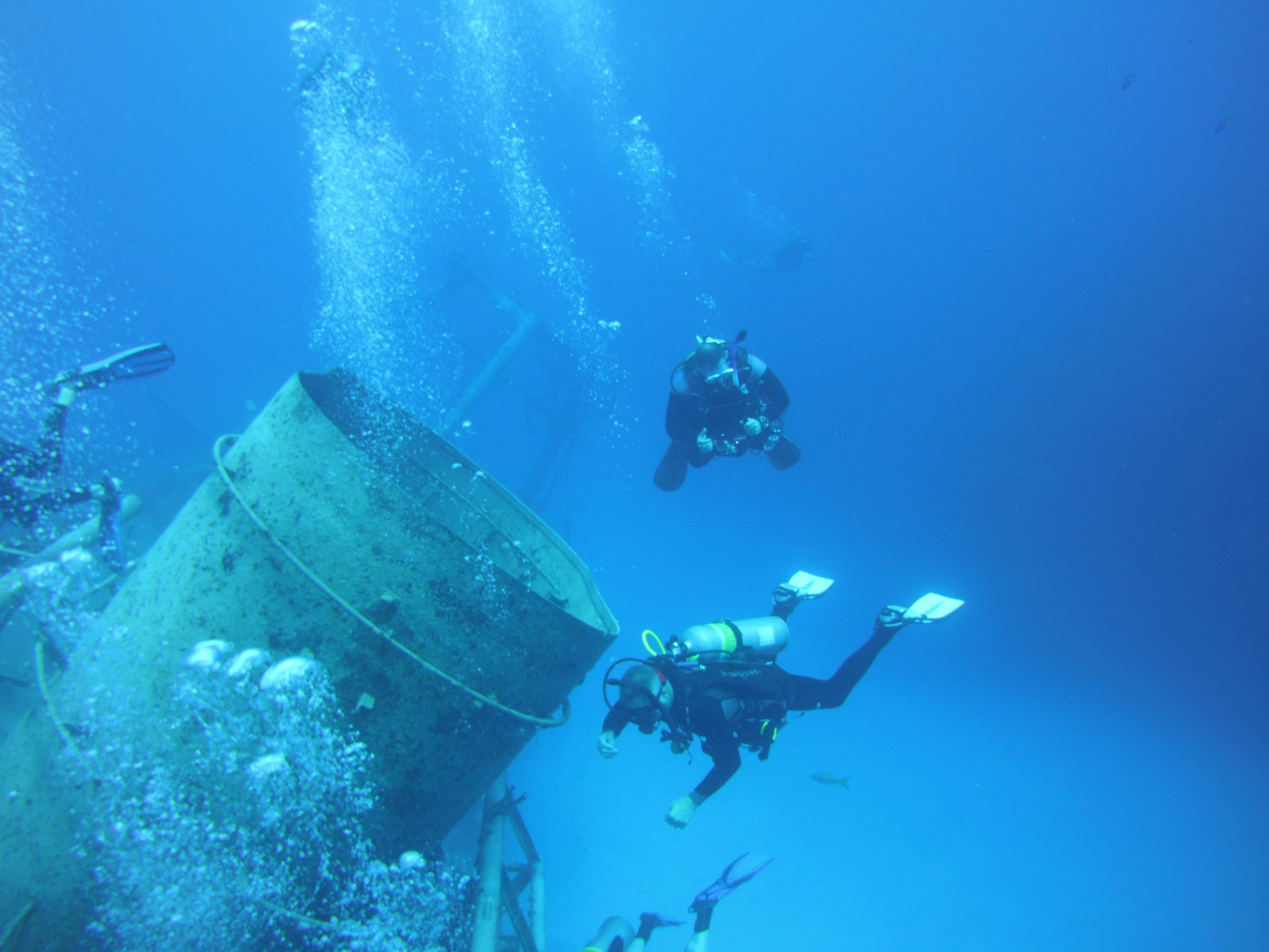 Dive Conditions | Institute of Diving Technology