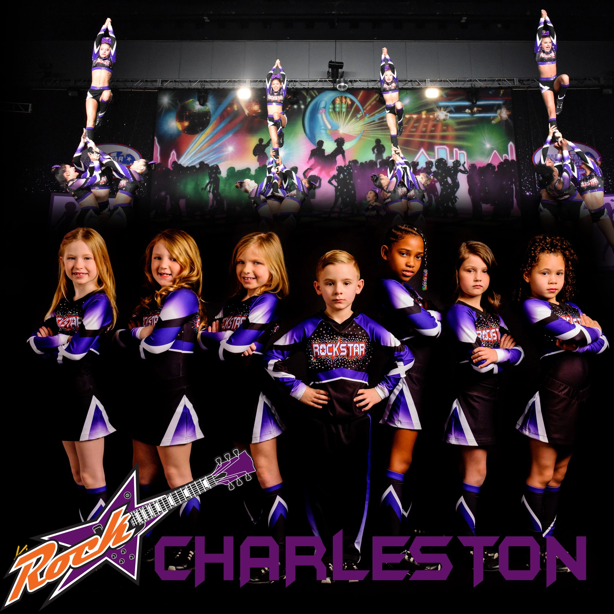Cheerleading - Charleston, South Carolina