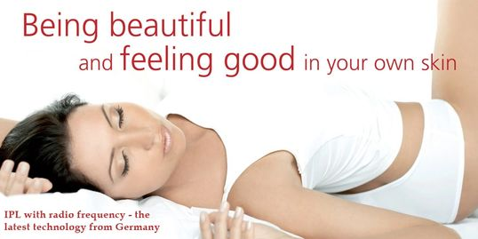IPL laser skin treatments, Pymouth