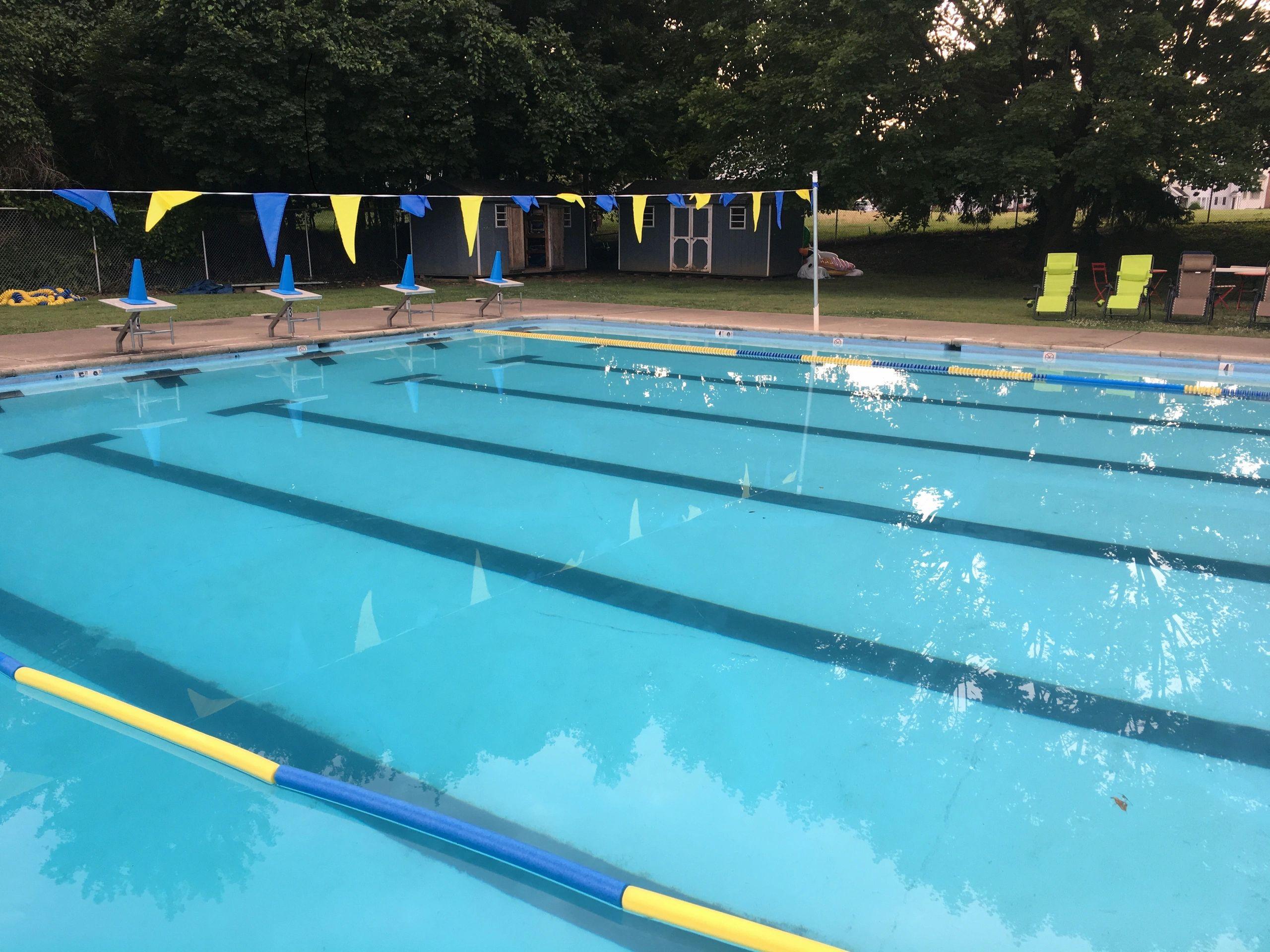 Stones Crossing Swim Club - Swimming Pool - Easton, Pennsylvania