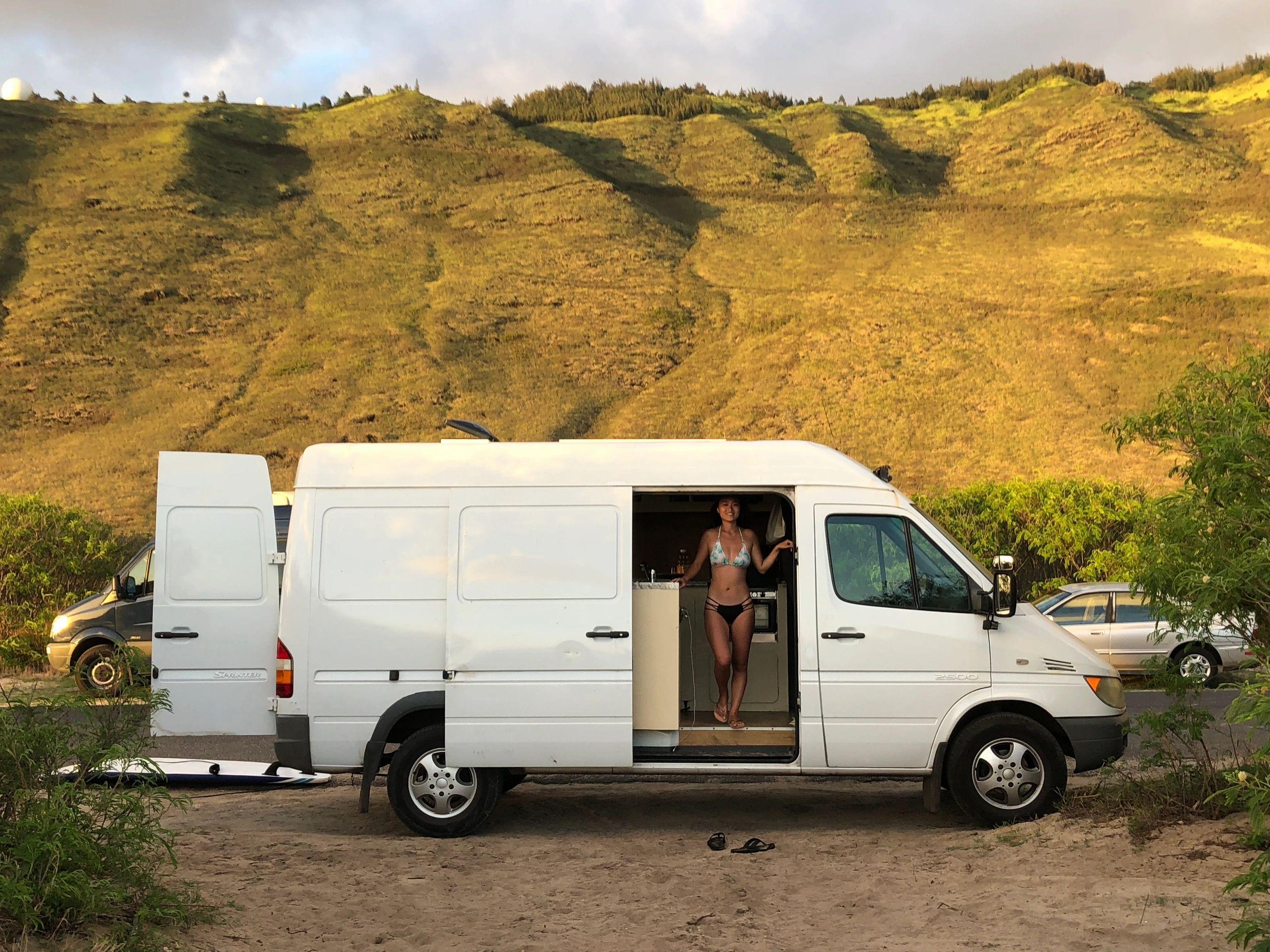 Aloha vanlife - Camper Van Rental, Rv Rental, Camper Van