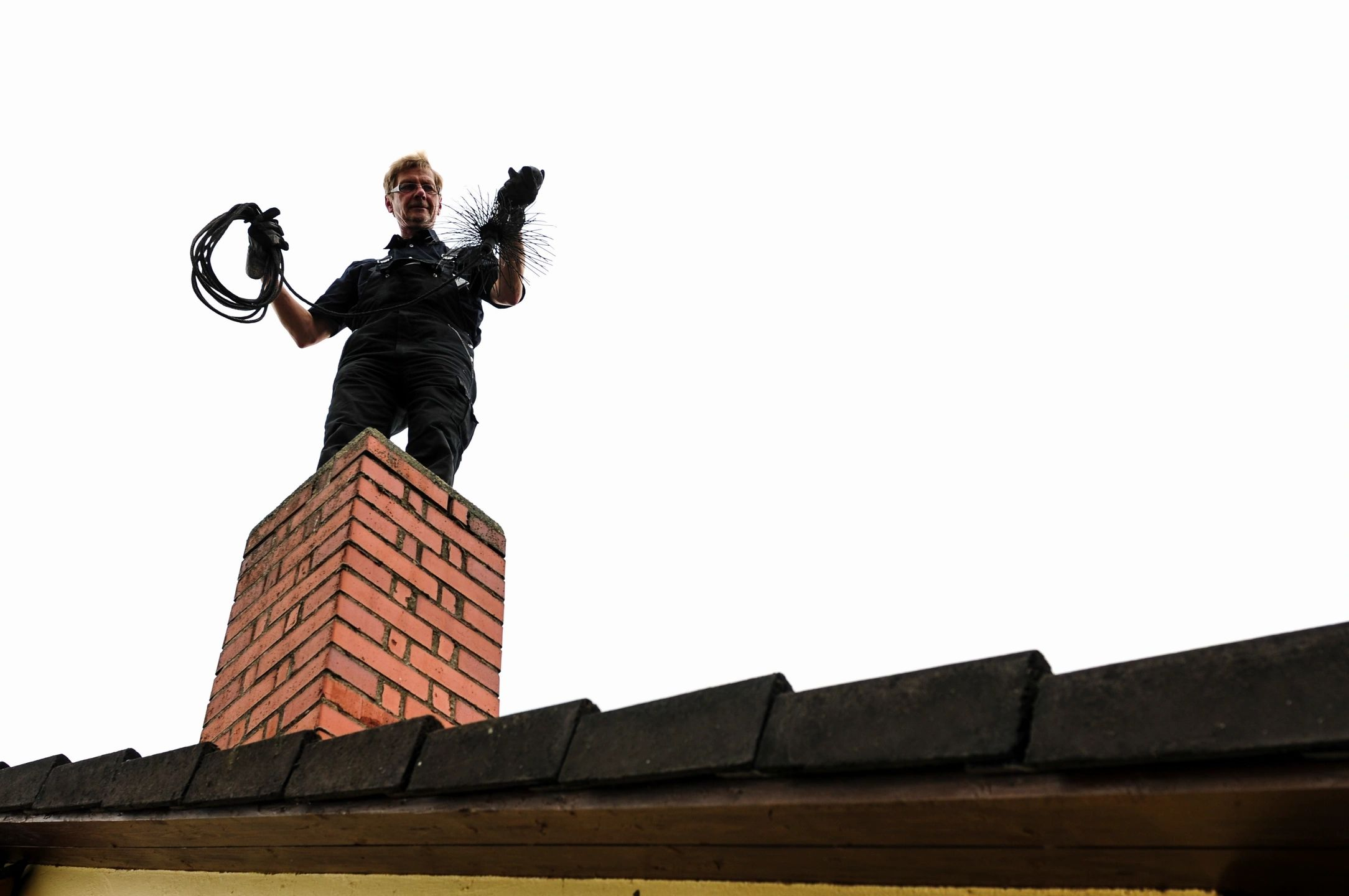 A Chimney Sweep Chimney Cleaning Chimney Repairs
