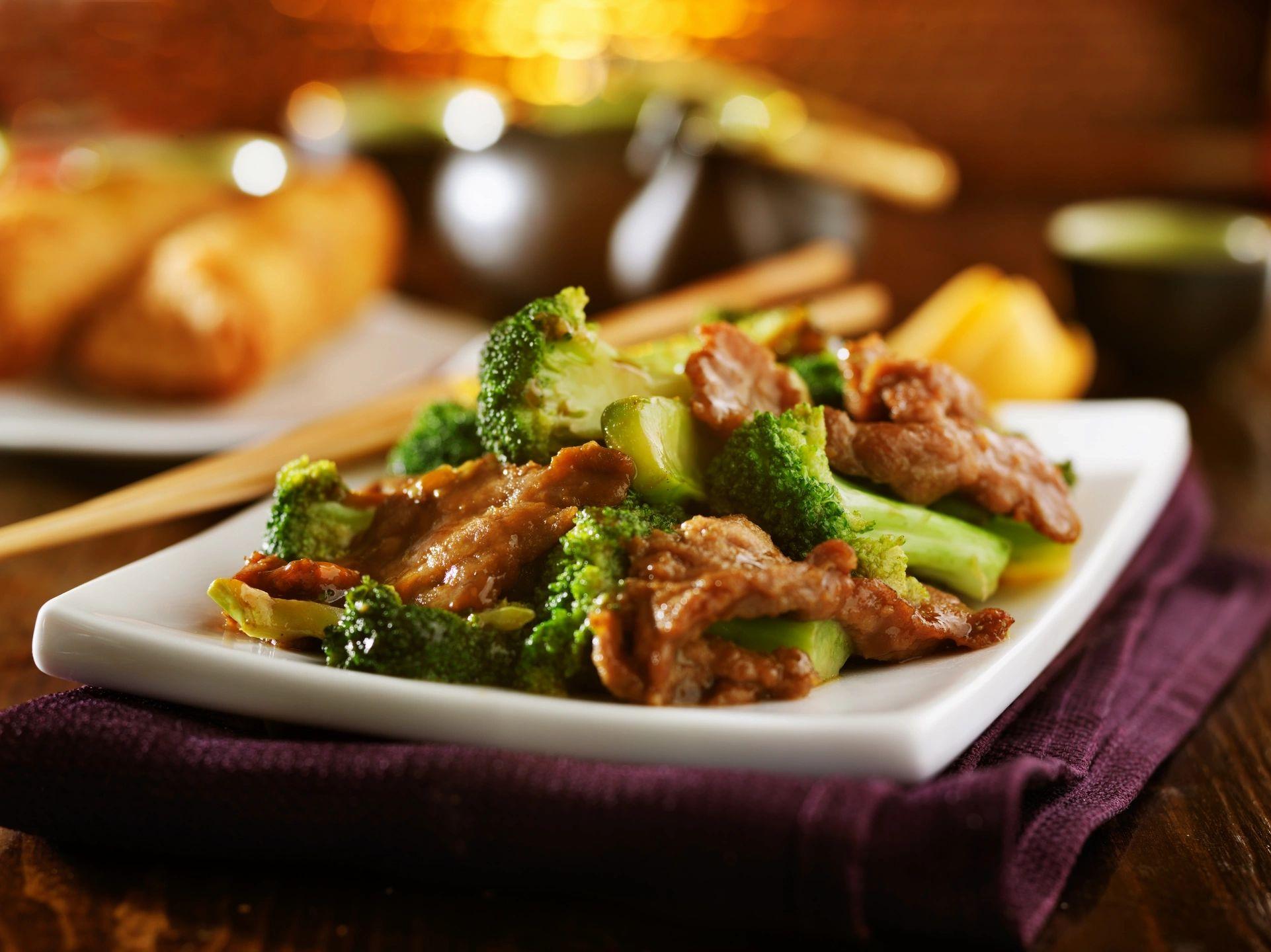 Dinner Menu Hunan Palace
