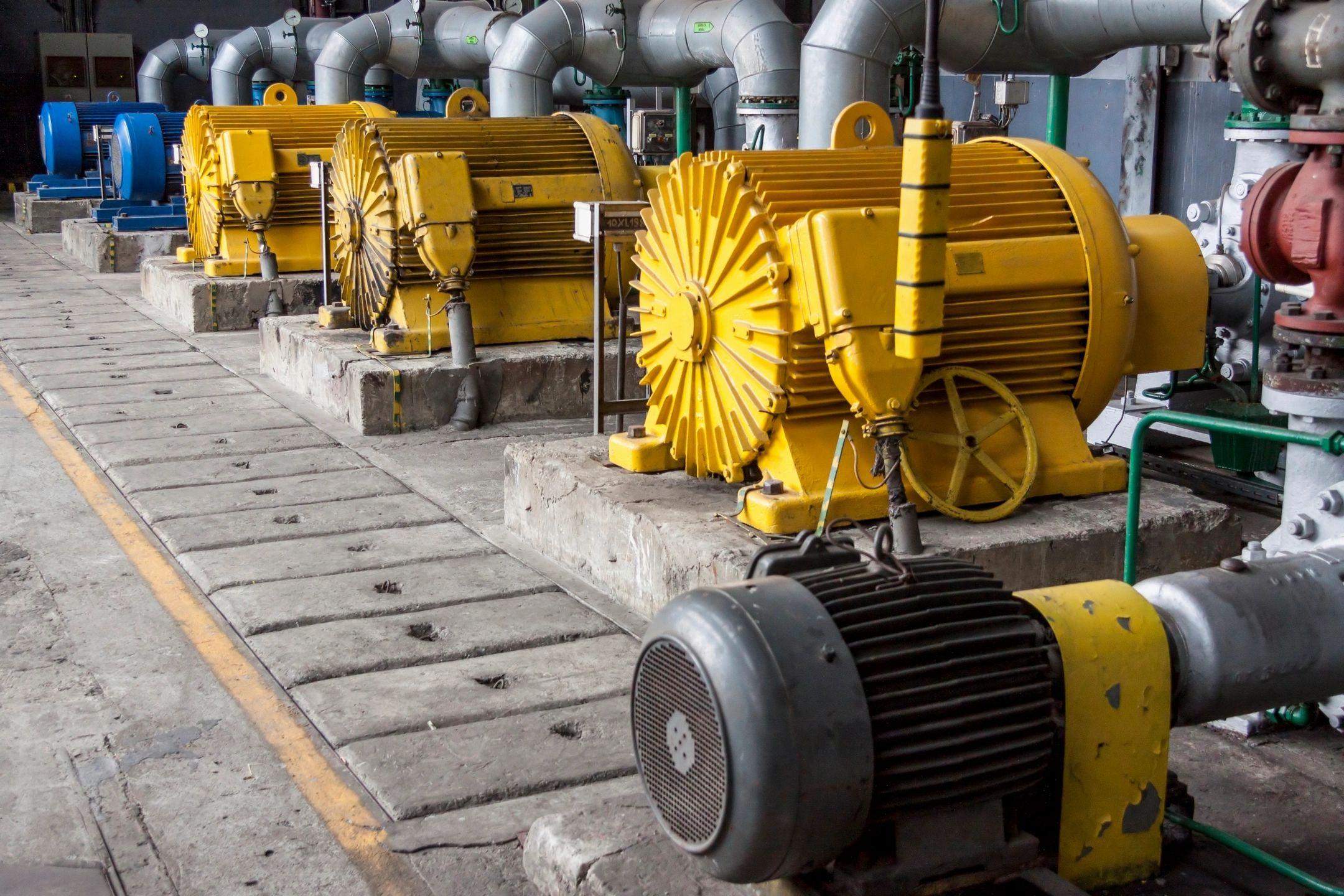 Electric motor repair and sales wilson electric company for Electric motor repair company