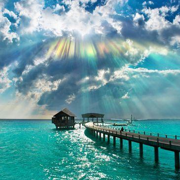 dive travel trips island ocean scuba