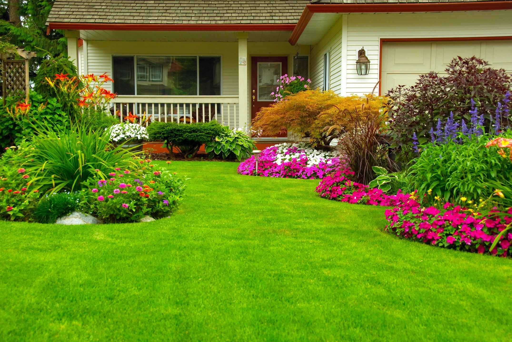 Lawn Mowing Landscaping Marty Mows Crofton Maryland