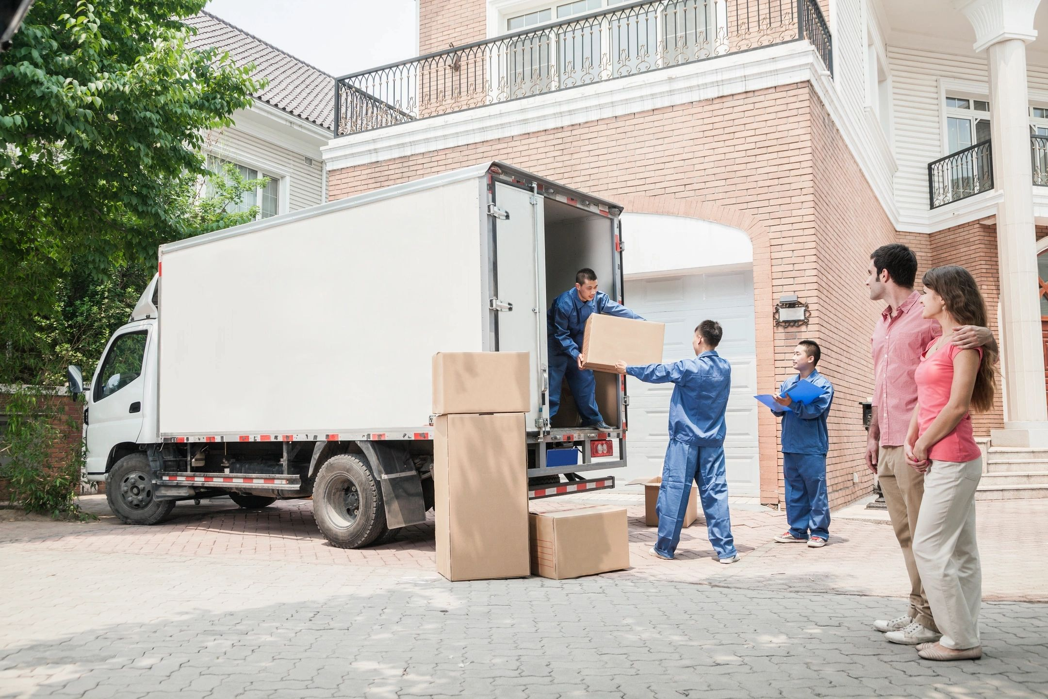 Delta Packers and Movers - Home