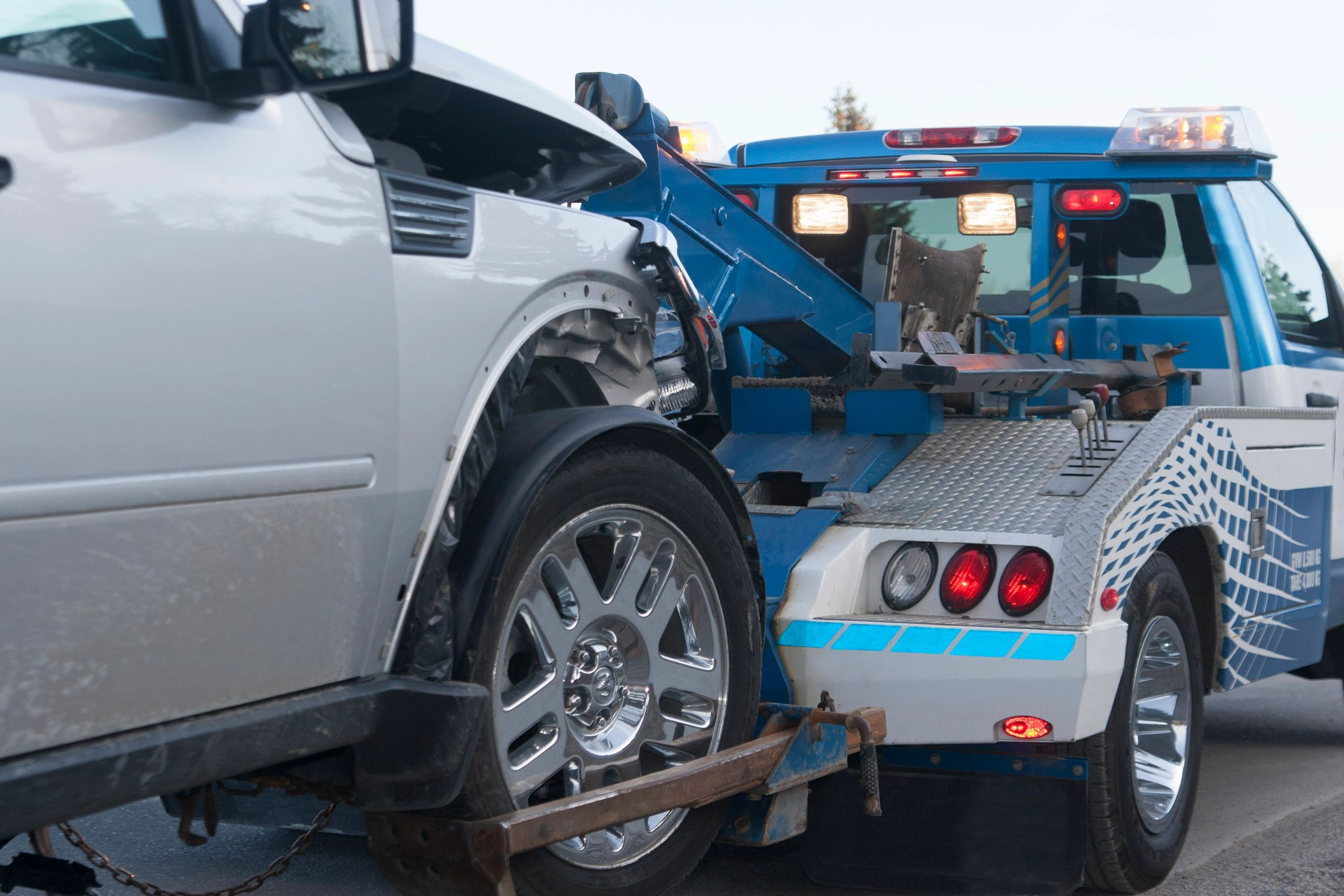 Services We Offer | All Tow Recovery Towing and Transport