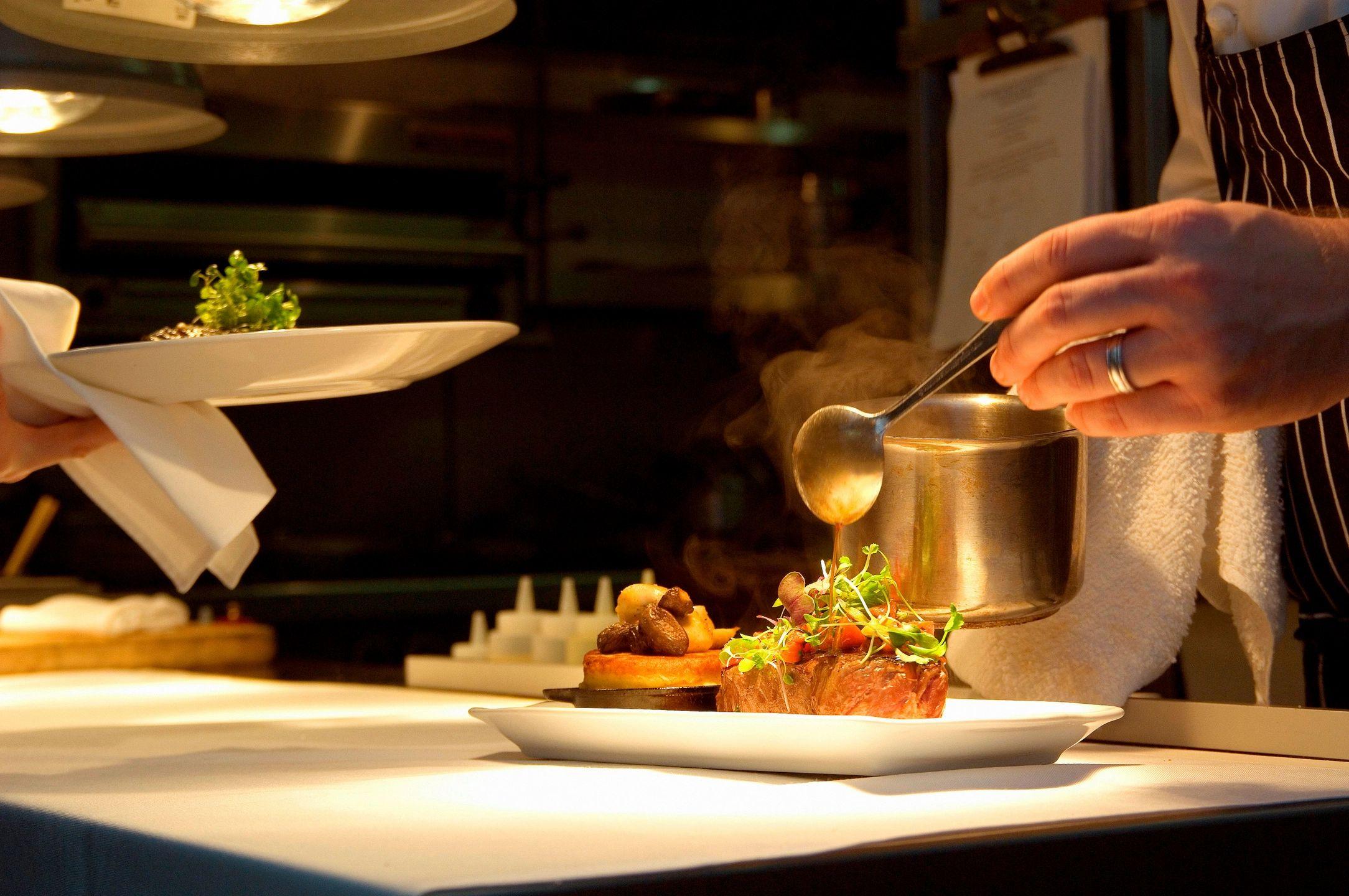 Botanica Cuisine By Dag Demarkow Co Dinner Food Restaurant