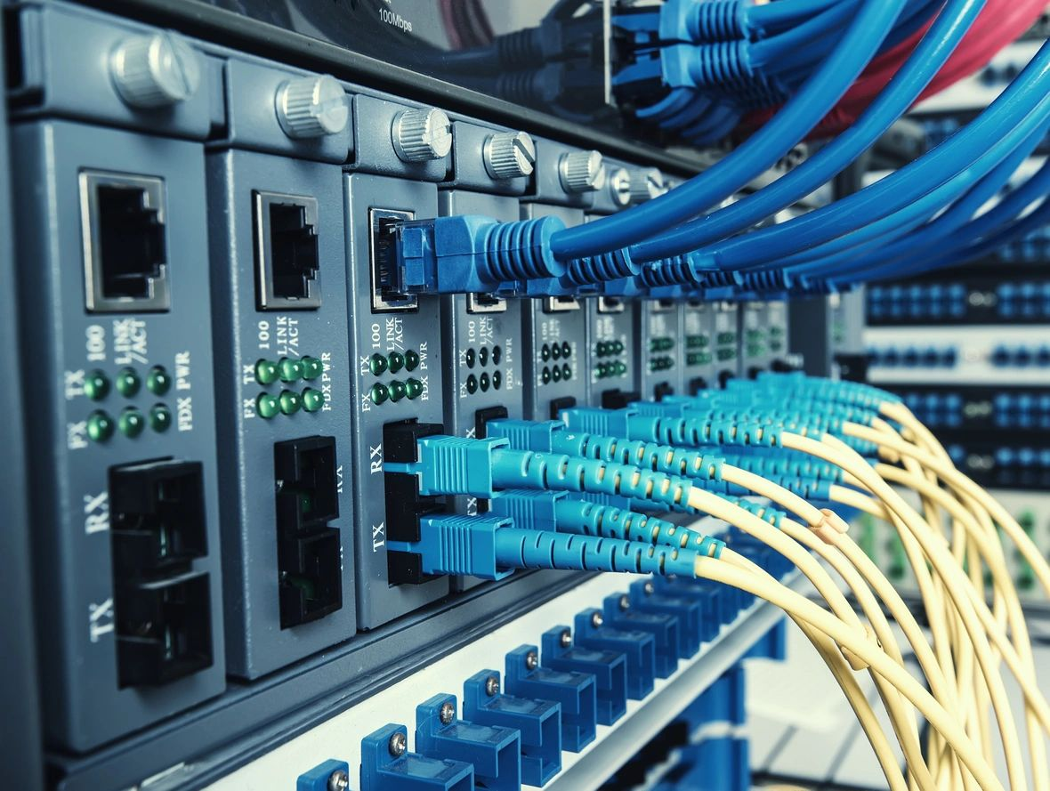 Low Voltage Wiring - D and D Cabling Solutions - Your low voltage ...