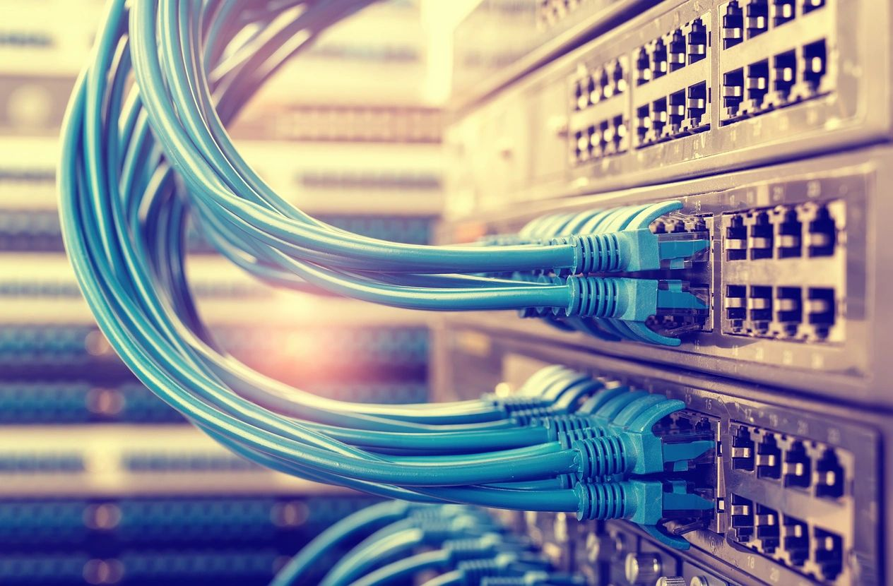 Wiring Closet Installation Des Moines Ia Trusted Diagram Data Cabling Services K L Technical