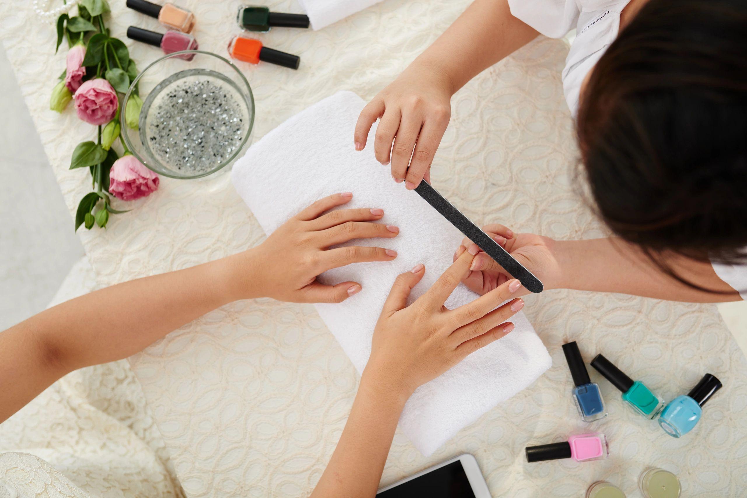 Top Nails Spa and Waxing