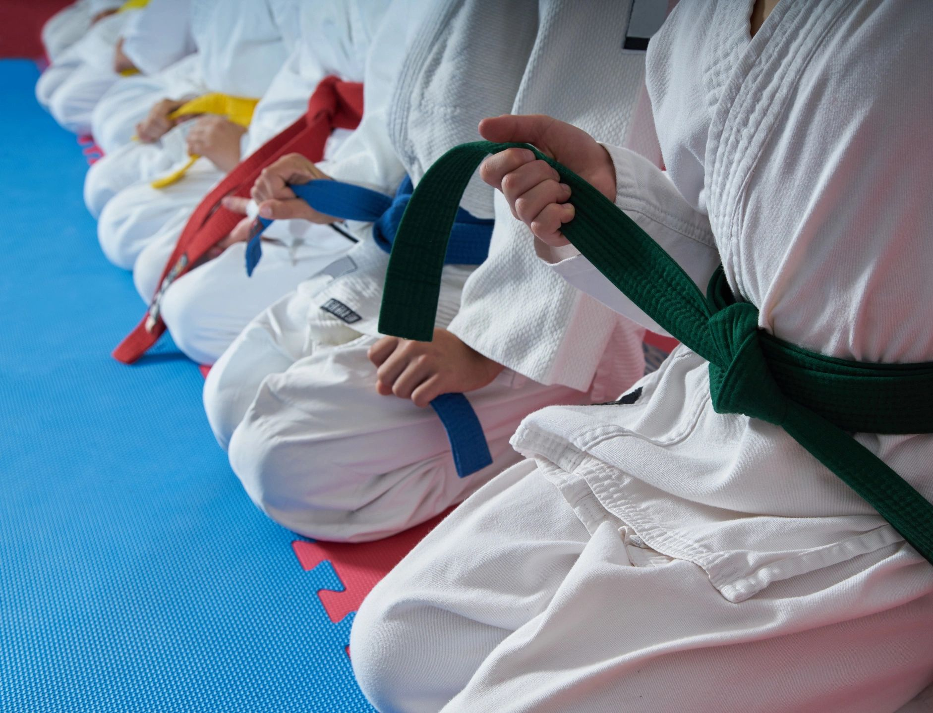 Woo Kim Langley Taekwondo School