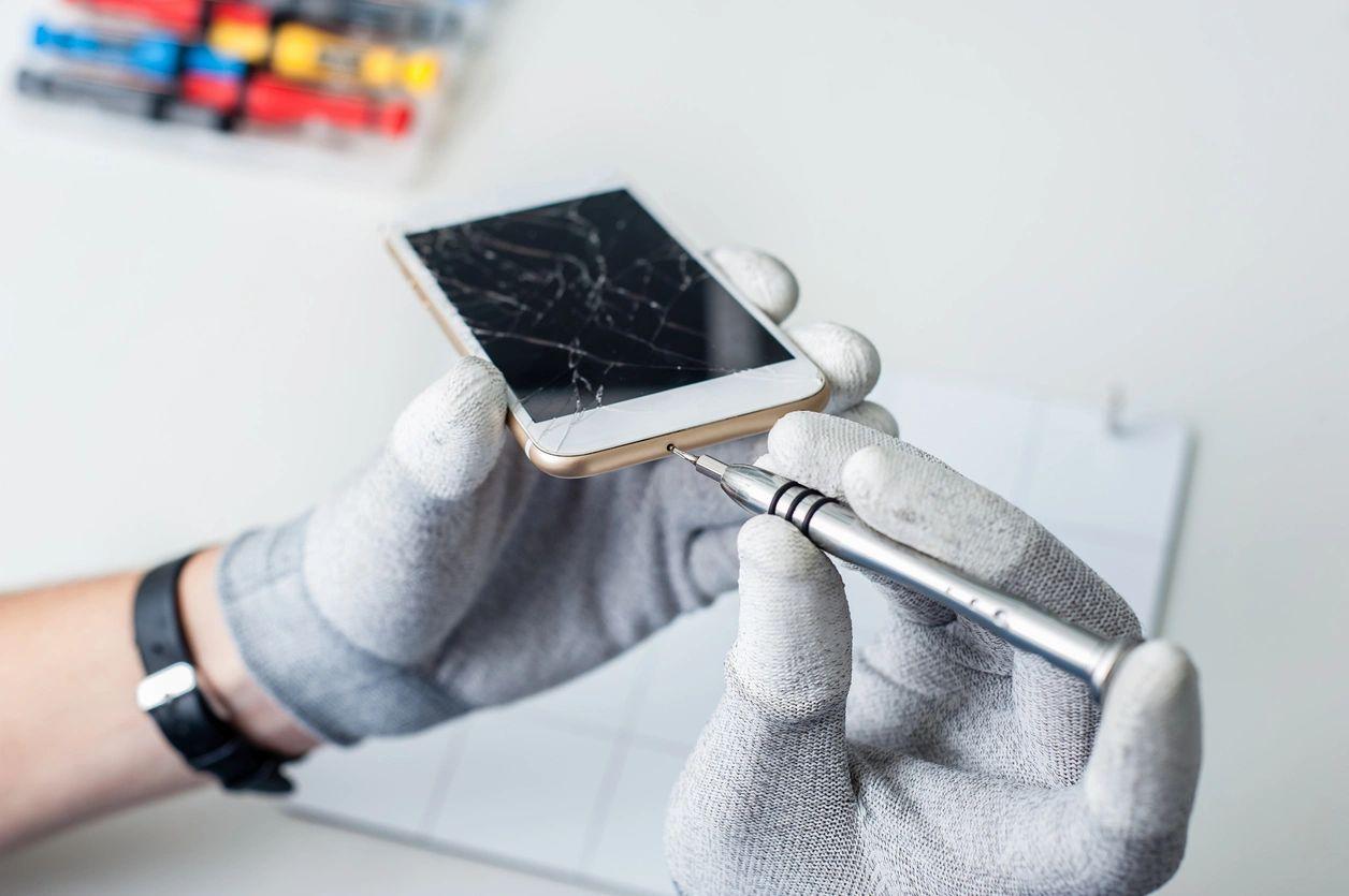 Как сделать диагностику на айфон