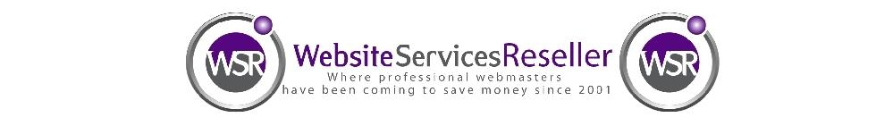 Website Services Reseller