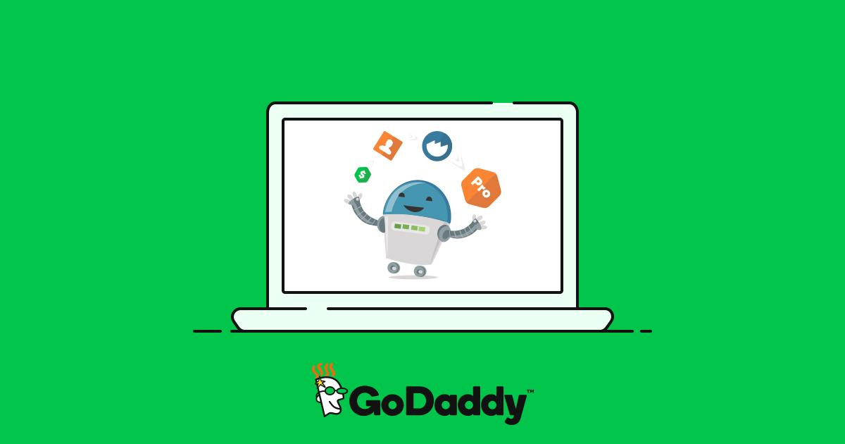 GoDaddy Pro Sites   Ma...