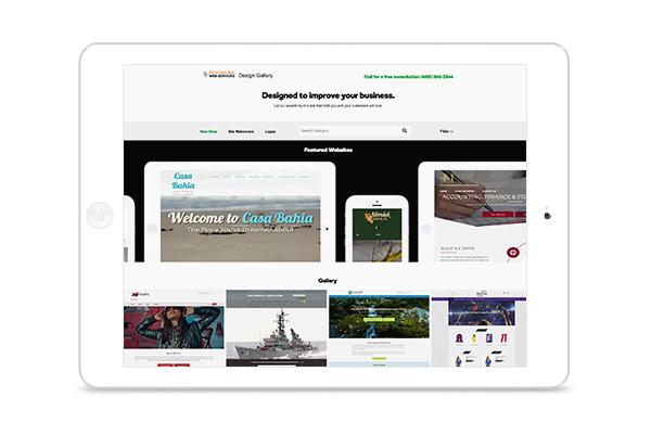 Web design service professionally designed websites godaddy photo website design service inspiration publicscrutiny Choice Image