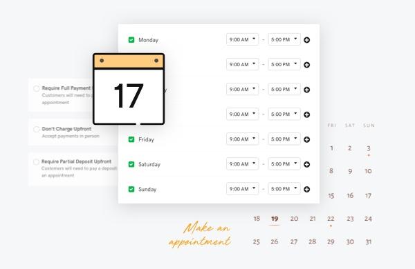 make my own schedule