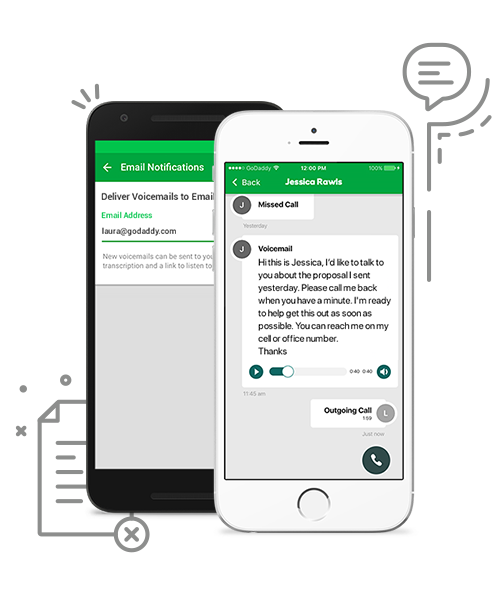Add a Second Phone Number to Your Smartphone | SmartLine™ from GoDaddy