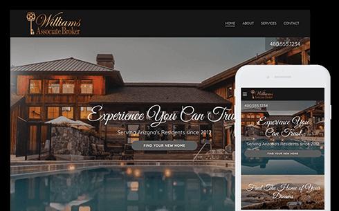 Website Builder Templates Create Your Own Website Godaddy