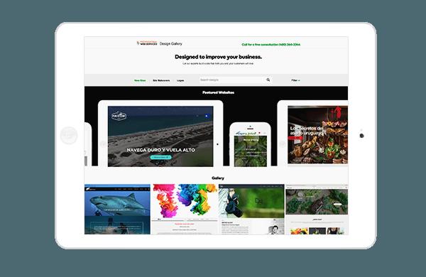 Web Design Service   Professionally Designed Websites - GoDaddy
