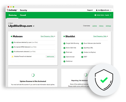 Website Security | Get Website Protection You Can Count On - GoDaddy