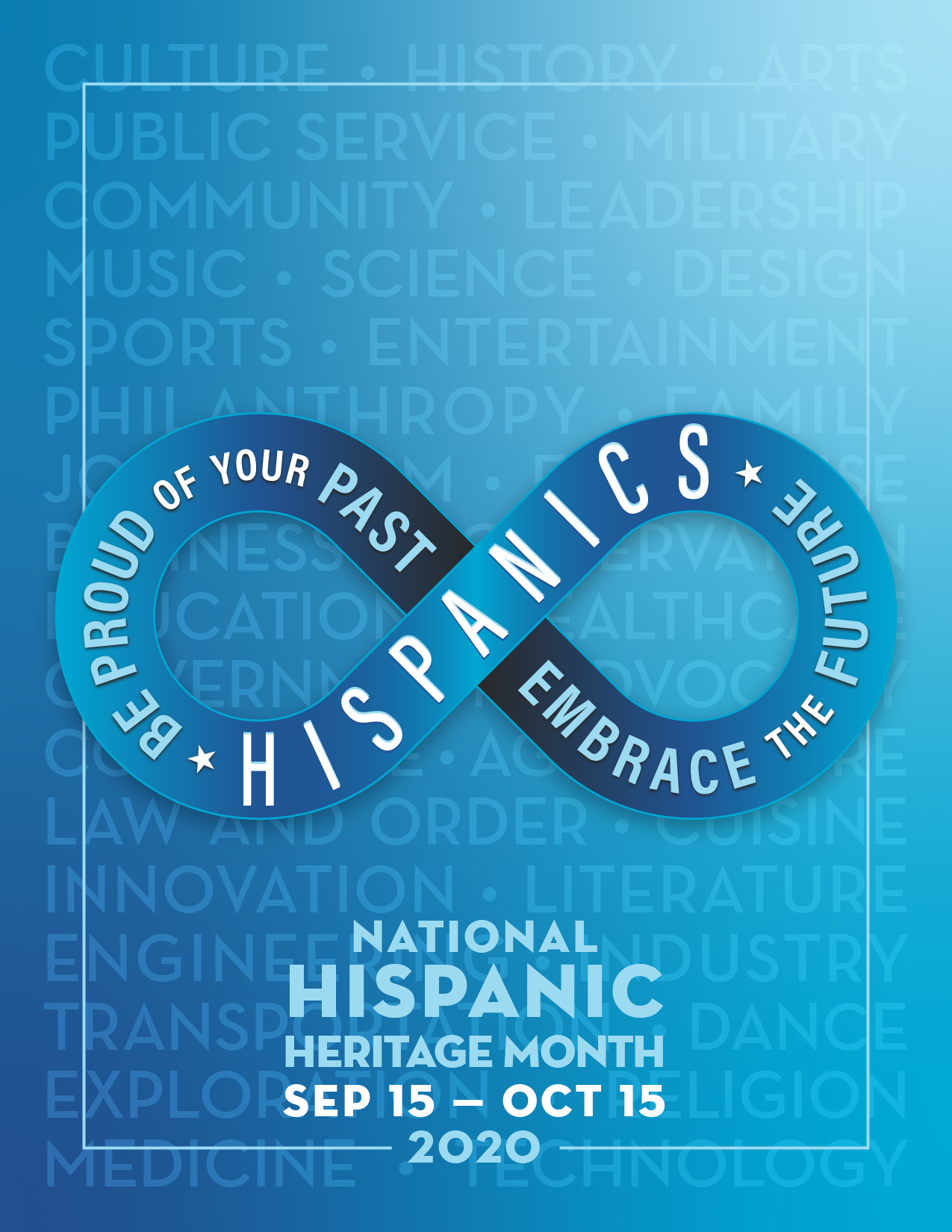 Themes & Posters | National Council of Hispanic Employent Program Managers