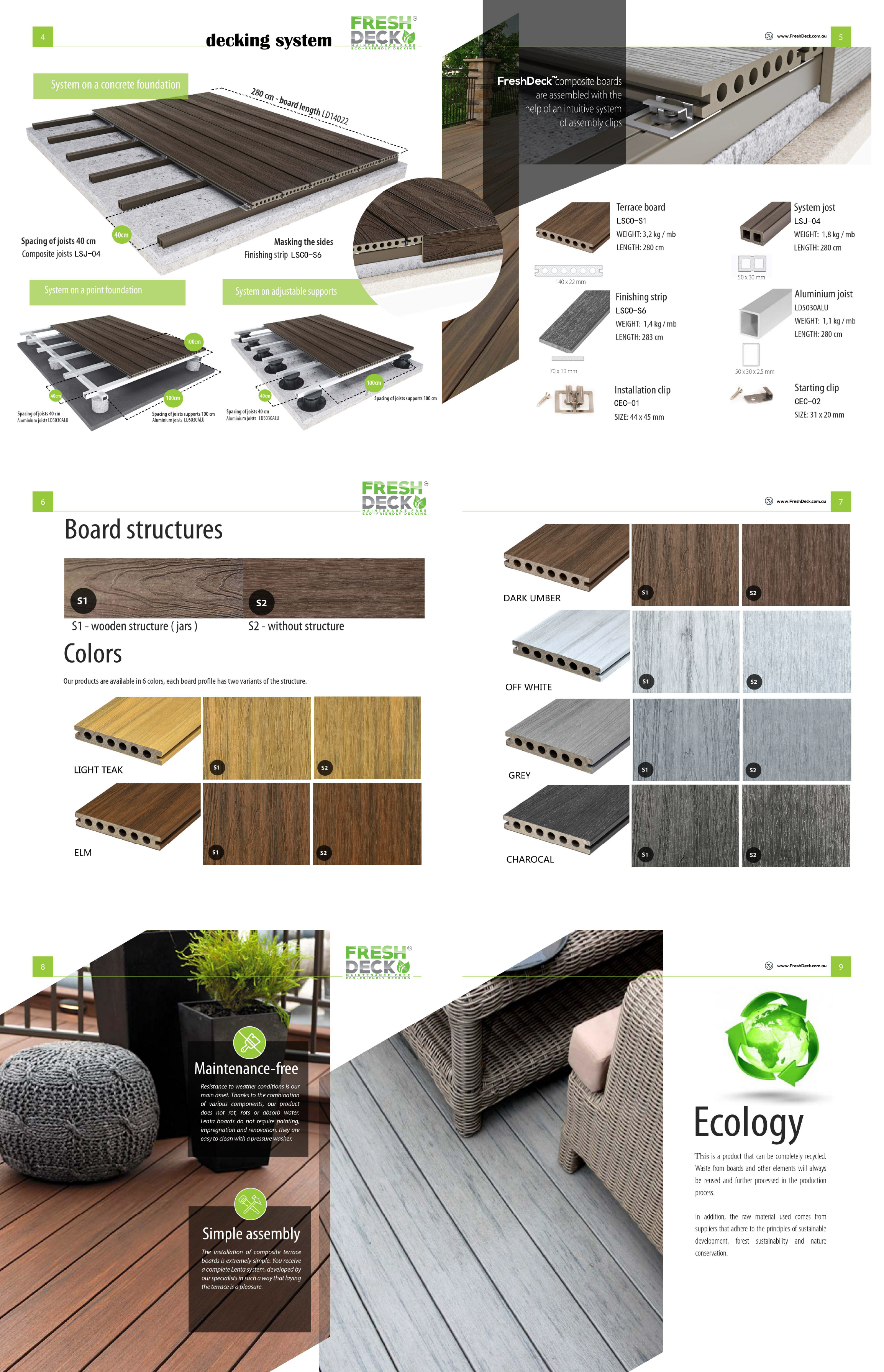 Composite Decking Adelaide - Half Price Decking & Timber Pty