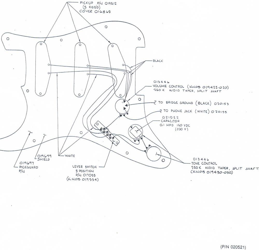 Technical Van Zandt Pickups Wiring Diagrams For K Diagram A Strat