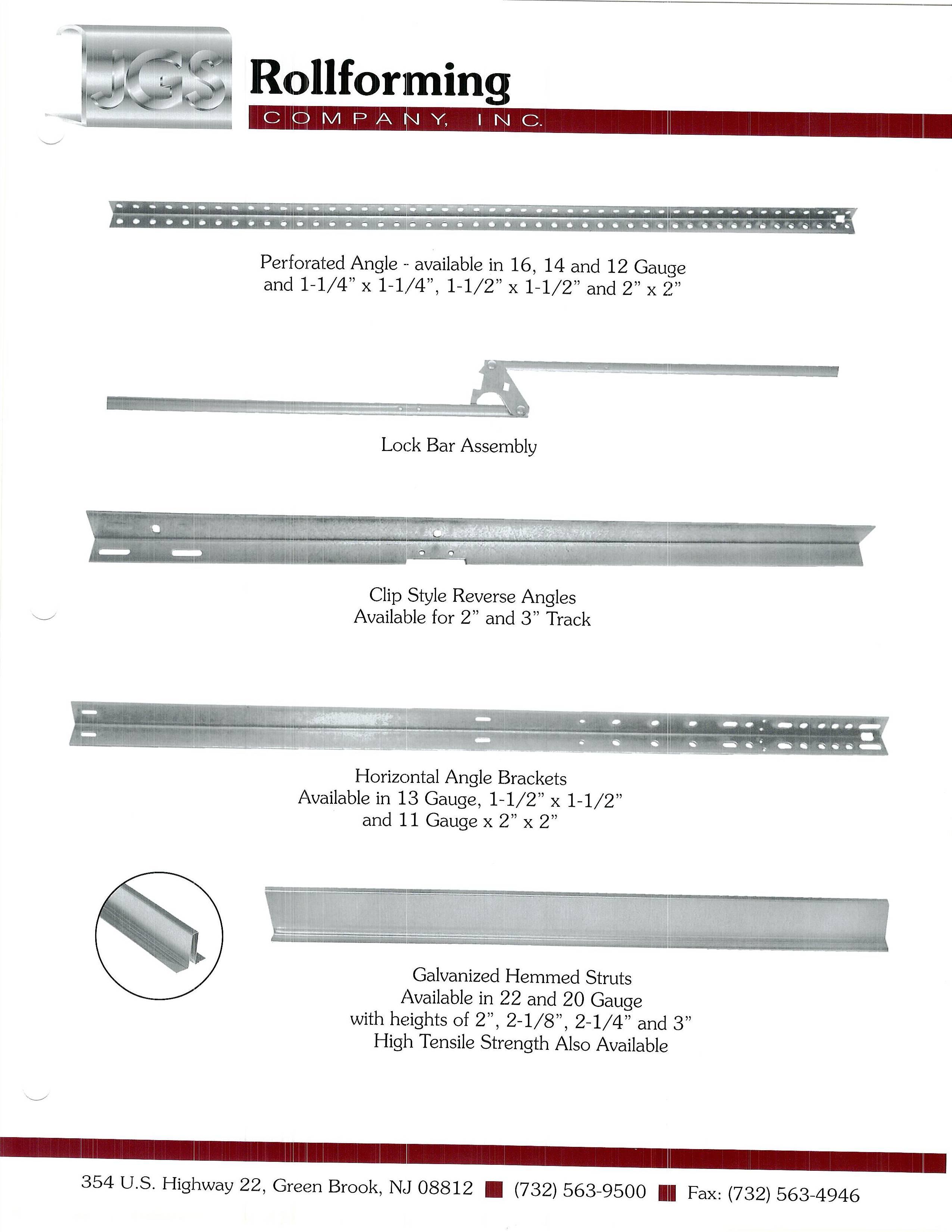 J G Schmidt - Garage Door Parts, Door Kits | J G Schmidt