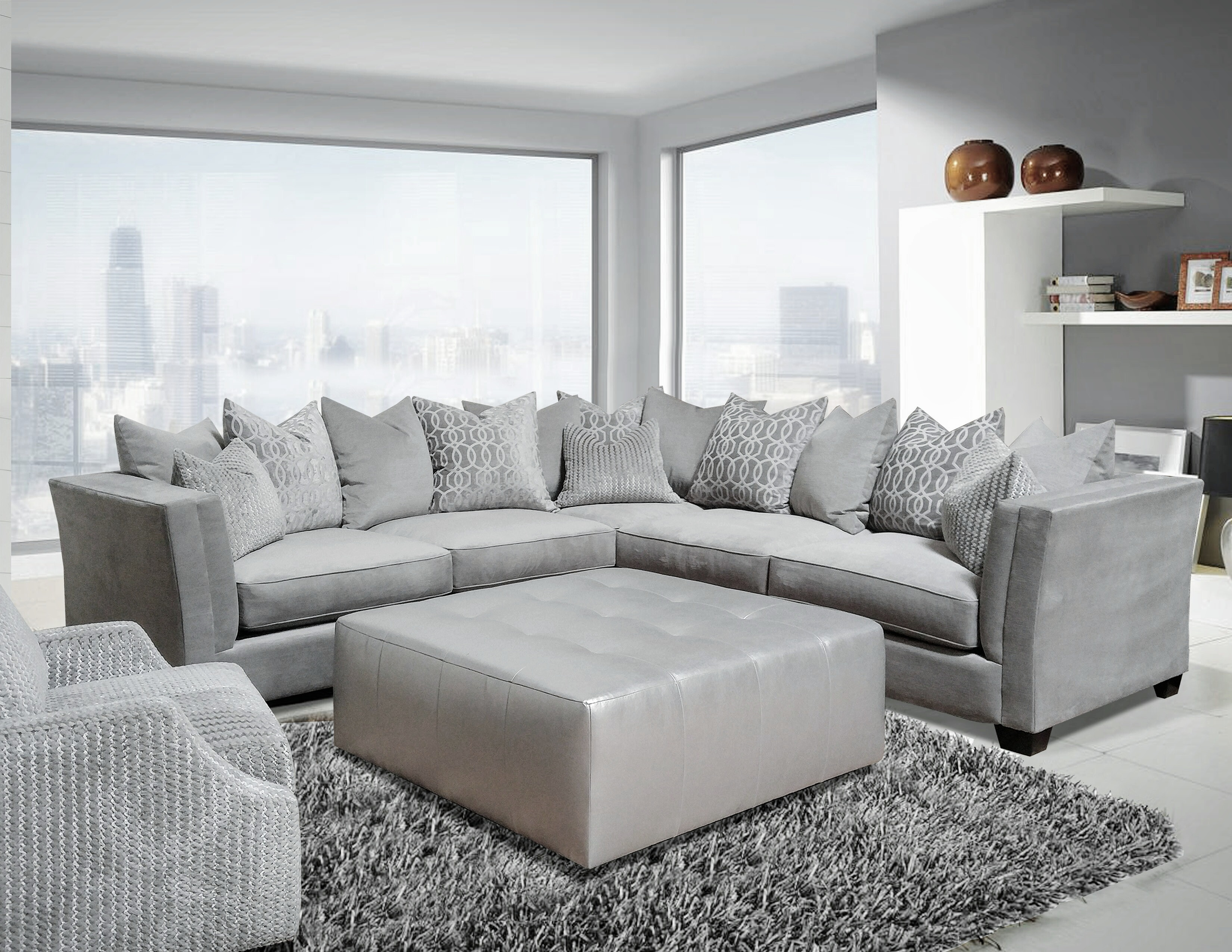 Furniture,Couches,Sectionals,Sofas - John Michael Designs LLC