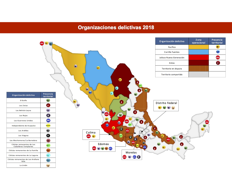 Cartels In Mexico Map.Robinhoover Com