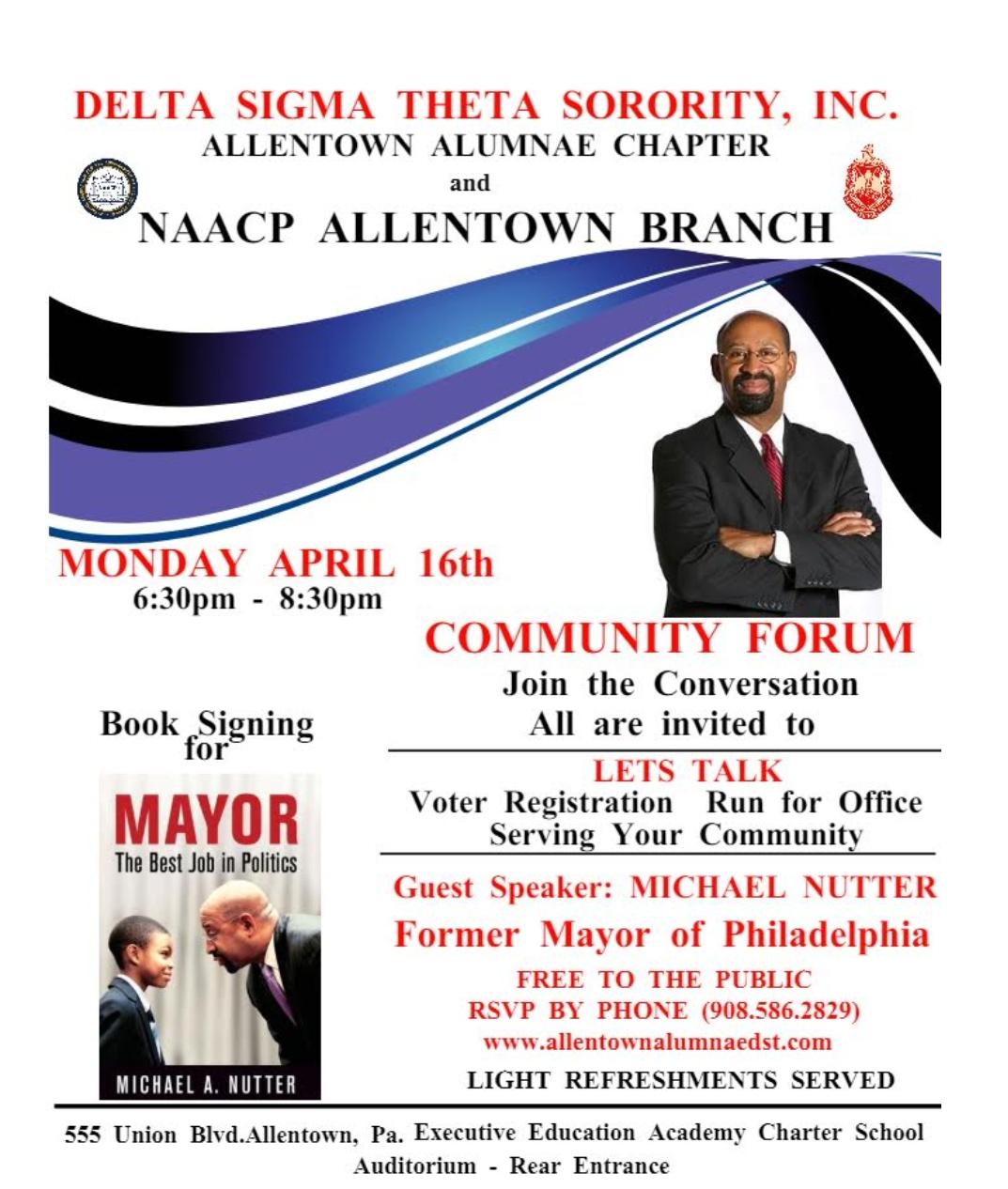 Events Naacp Allentown Unit