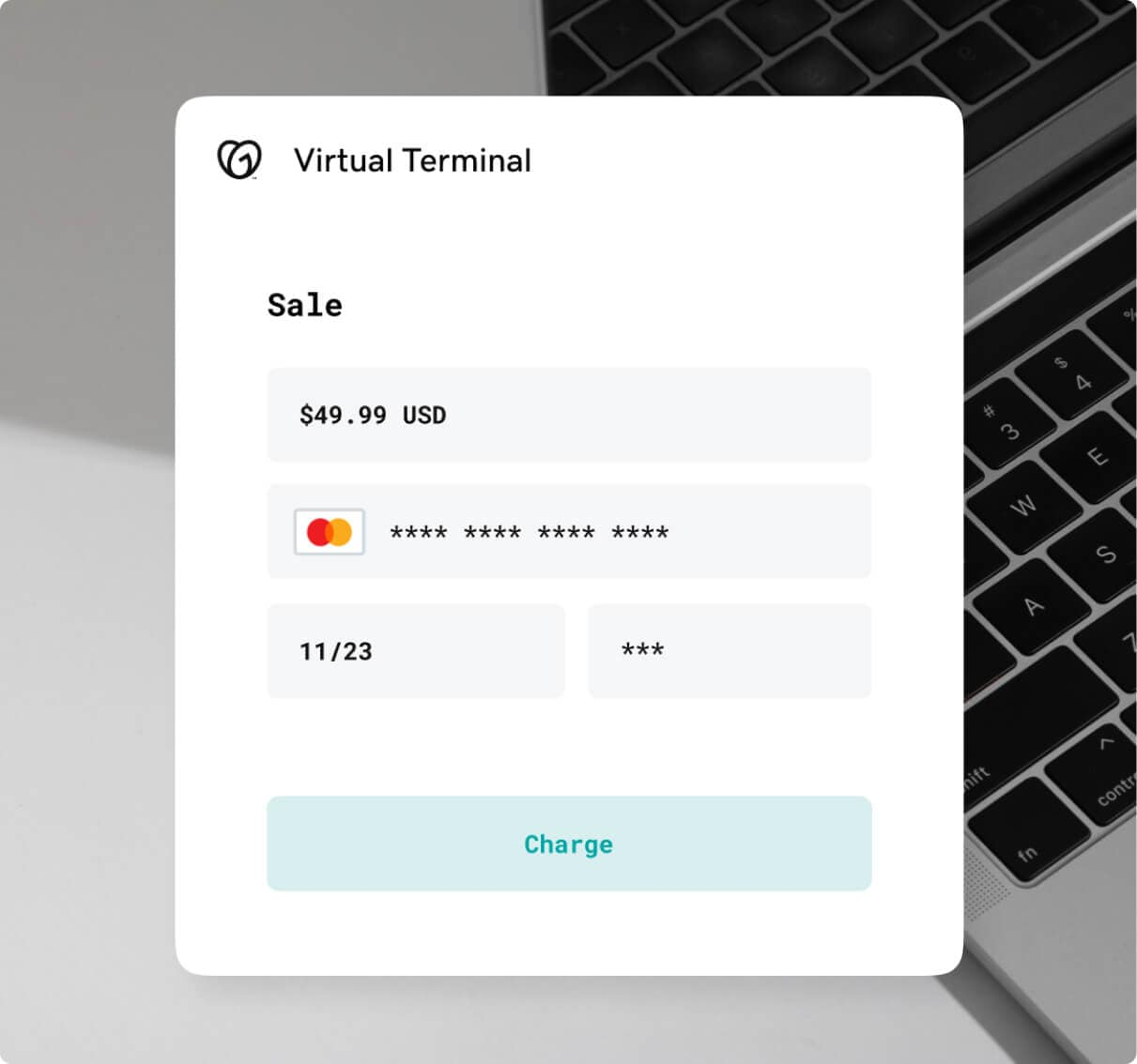 Feat Payments Virtual Terminal