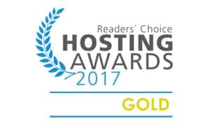 ICONS Awards HSP 2017 Gold