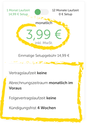 werte priceBox