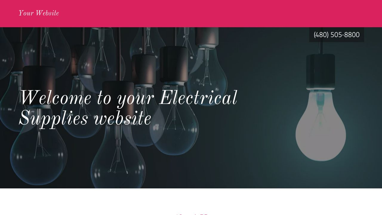 Electrical Templates - Siplag.com