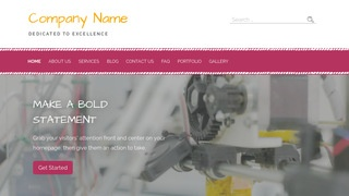Scribbles 3D Printing and Services WordPress Theme