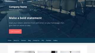 Primer Airline WordPress Theme